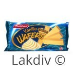 Vanilla Cream Wafers 100g – 3145